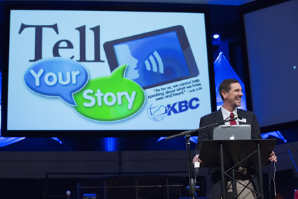 Tell Your Story Kentucky Baptist